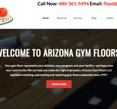 Arizona Gym Floors