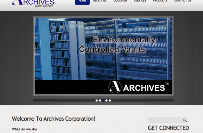 Archives Corporation