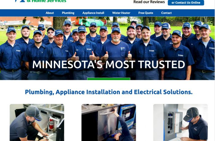 MN Plumbing & Home Services