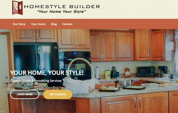 Homestyle Builder