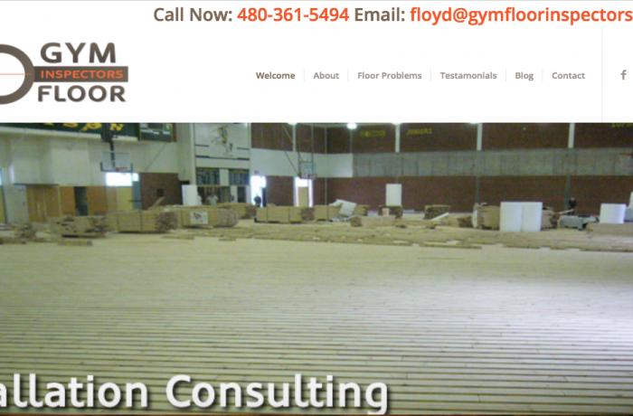 Gym Floor Inspectors
